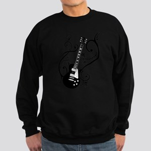 Retro Guitar wave Sweatshirt