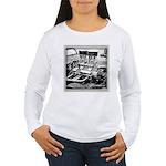 Two Fours Women's Long Sleeve T-Shirt