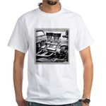 Two Fours White T-Shirt