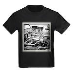 Two Fours Kids Dark T-Shirt