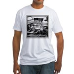 Two Fours Fitted T-Shirt