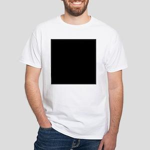 """""""Chocolate"""" White T-Shirt"""