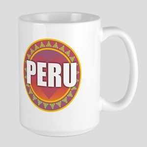 Peru Sun Mugs