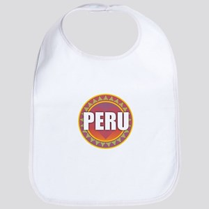Peru Sun Baby Bib