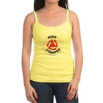Funk Stamped Patch Tank Top