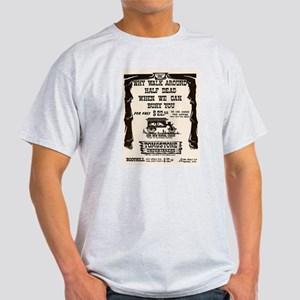Tombstone Undertakers Light T-Shirt
