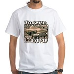 MOTHER ROAD White T-Shirt