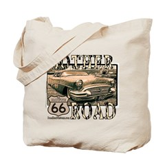 MOTHER ROAD Tote Bag