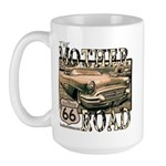 MOTHER ROAD Large Mug