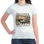 MOTHER ROAD Jr. Ringer T-Shirt