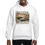 MOTHER ROAD Hooded Sweatshirt