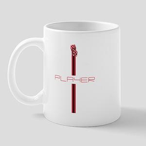 DICE PLAYER Mug