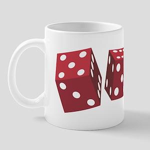 LUCKY DICE Mug