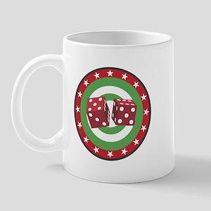 TARGET THE DICE Mug