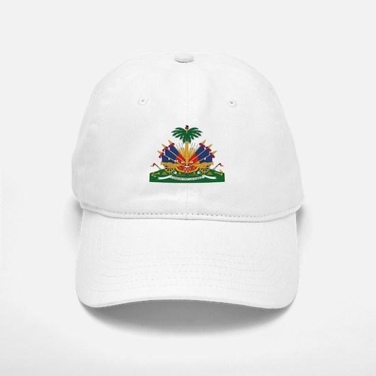 Haiti Baseball Baseball Baseball Cap