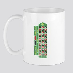 ROULETTE CARD Mug