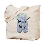It's a Boy Tote Bag