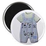"It's a Boy 2.25"" Magnet (100 pack)"