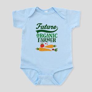 Future Organic Farmer Body Suit