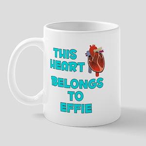 This Heart: Effie (B) Mug