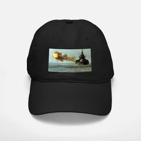 USS Idaho Ship's Image Baseball Hat