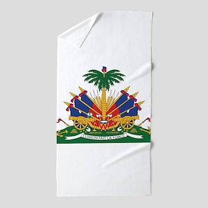 Haiti Beach Towel