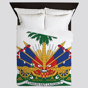Haiti Queen Duvet
