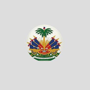 Haiti Mini Button