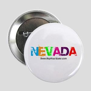 """Colorful Nevada 2.25"""" Button"""