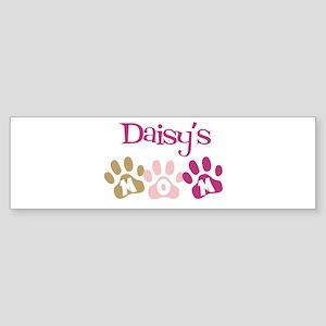 Daisy's Mom Bumper Sticker