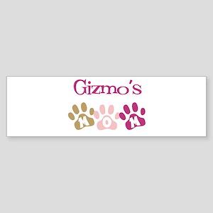 Gizmo's Mom Bumper Sticker