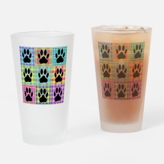 Cute Animal pattern Drinking Glass