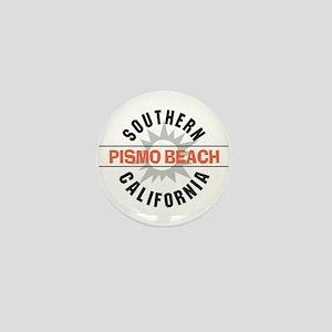 Pismo Beach California Mini Button