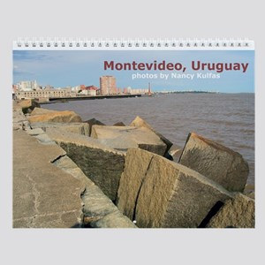 Montevideo Wall Calendar