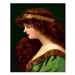 Irish Princess Unframed Print