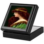 Irish Princess Keepsake Box