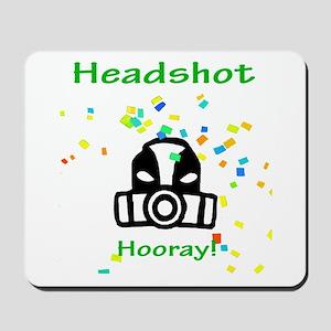 Halo Grunt Headshot Mousepad