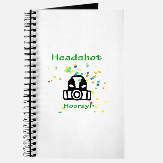 Halo Grunt Headshot Journal