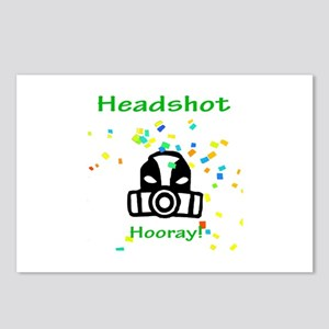 Halo Grunt Headshot Postcards (Package of 8)