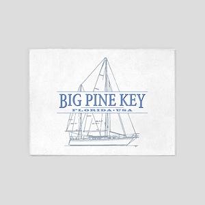Big Pine Key 5'x7'Area Rug