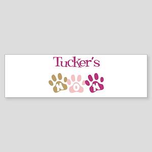 Tucker's Mom Bumper Sticker