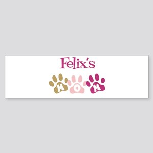 Felix's Mom Bumper Sticker