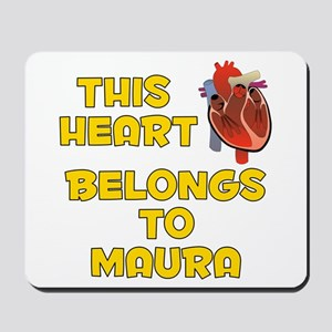 This Heart: Maura (A) Mousepad