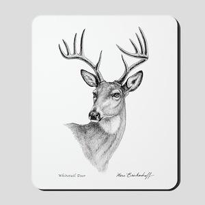 Whitetail Deer ~ Mousepad