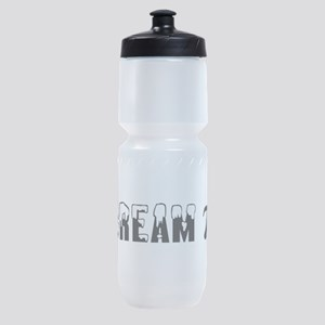 CREAM PI Sports Bottle