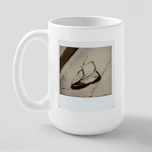 One Shoe  Large Mug