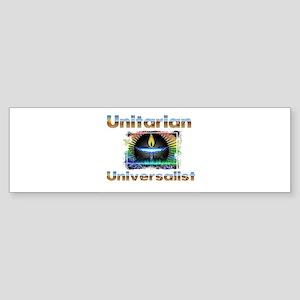 Unitarian Universalist 23 Merchandi Bumper Sticker
