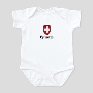 Swiss Infant Bodysuit