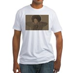 Afro Fitted T-Shirt
