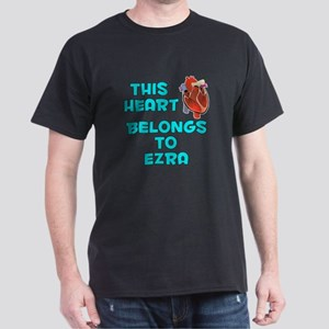 This Heart: Ezra (B) Dark T-Shirt